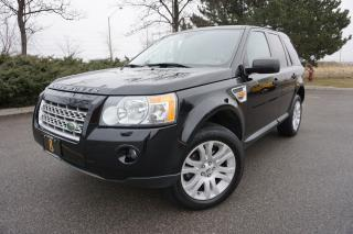 Used 2008 Land Rover LR2 SE - NAVIGATION / ONLY 95000KM'S for sale in Etobicoke, ON