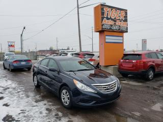 Used 2011 Hyundai Sonata GL**4 CYLINDER**ONLY 111 KMS**CERTIFIED for sale in London, ON