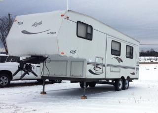 Used 2001 Jayco Eagle 243 RKS for sale in Renfrew, ON