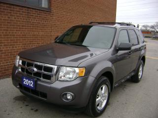 Used 2012 Ford Escape XLT for sale in Oakville, ON