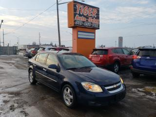 Used 2009 Chevrolet Cobalt LT w/1SA**ONLY 159KMS**SUNROOF**ALLOYS**CERTIFIED for sale in London, ON
