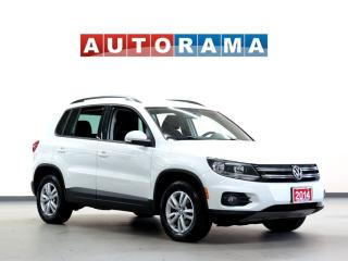 Used 2014 Volkswagen Tiguan AWD for sale in Toronto, ON
