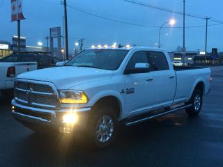 Used 2018 Dodge Ram 3500 Laramie for sale in Langley, BC