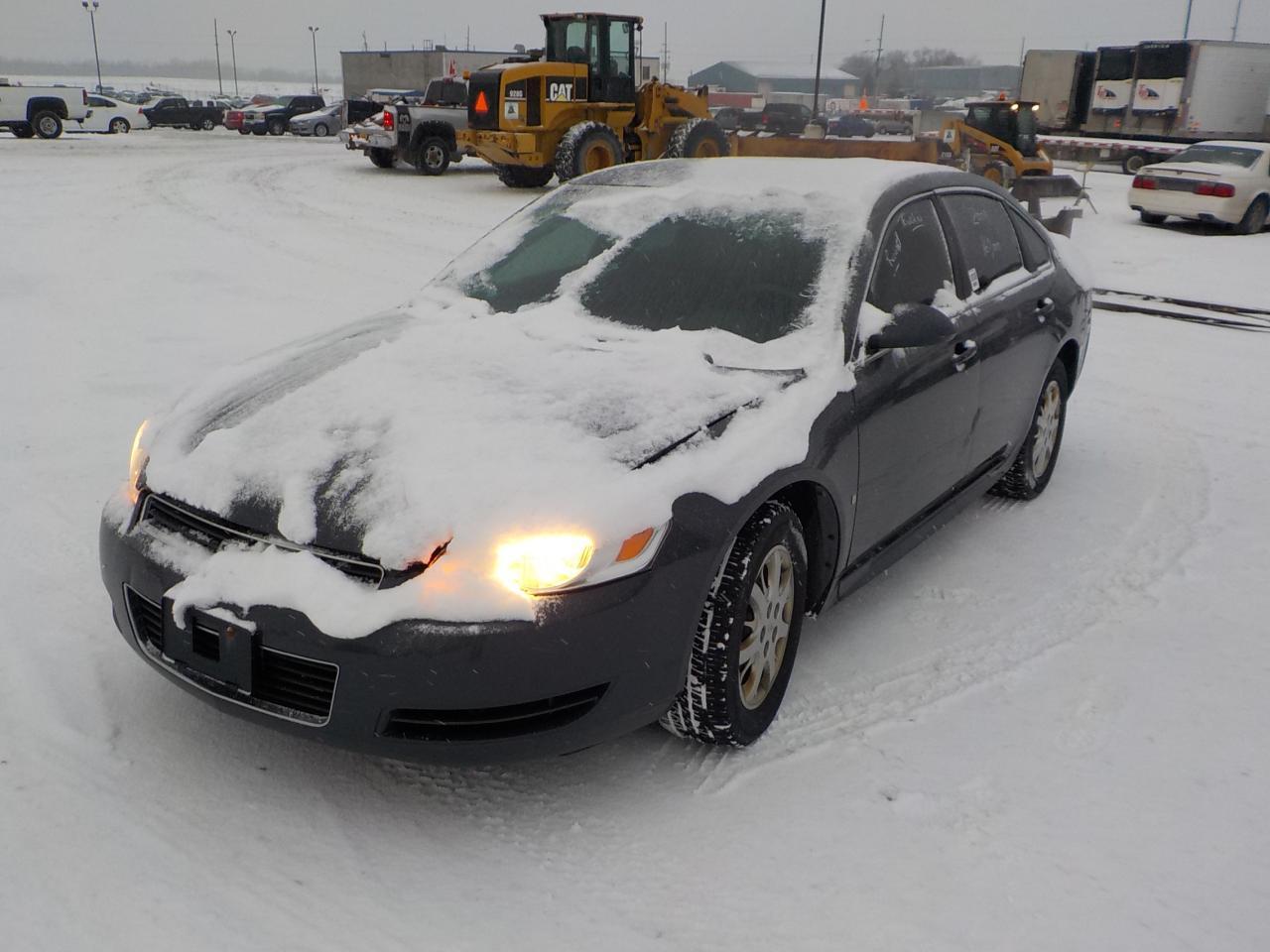 Photo of Grey 2009 Chevrolet Impala