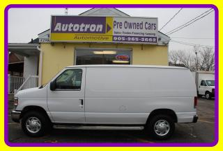 Used 2012 Ford E250 3/4 Ton Econoline Cargo Van, Loaded, Chrome Pkg. for sale in Woodbridge, ON