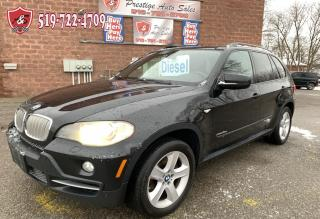 Used 2010 BMW X5 35d/DIESEL/4WD/ONE OWNER/NO ACCIDENT/CERTIFIED for sale in Cambridge, ON