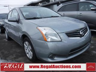 Used 2010 Nissan Sentra 4D Sedan for sale in Calgary, AB