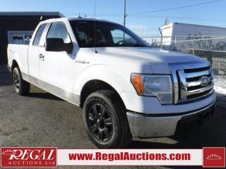 Used 2009 Ford F-150 SUPERCAB 4WD for sale in Calgary, AB
