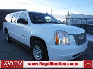 Used 2010 GMC Yukon XL 4D Utility 4WD for sale in Calgary, AB