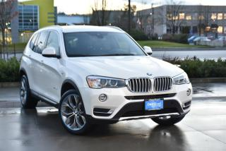 Used 2015 BMW X3 xDrive35i for sale in Burnaby, BC