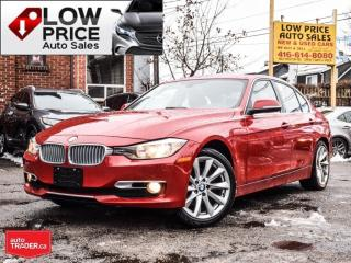Used 2014 BMW 320i AWD*AllPowerOpti*HtdSeats*Sunroof*Auto*Leather* for sale in Toronto, ON