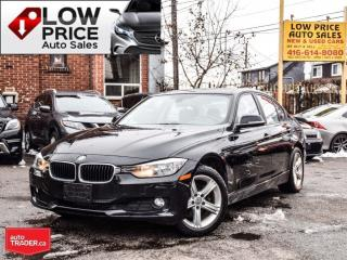 Used 2015 BMW 320i AWD*Navi*Leather*Alloys*HtdSeats*Keyless* for sale in Toronto, ON