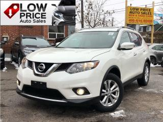 Used 2015 Nissan Rogue SV*PanoramicRoof*HtdSeats*Camera*Bluetooth&More! for sale in Toronto, ON