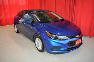 Used 2018 Chevrolet Cruze LT | True North | Sunroof for sale in Listowel, ON