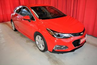 Used 2018 Chevrolet Cruze Premier | Hatchback | RS Package for sale in Listowel, ON