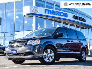 Used 2017 Dodge Grand Caravan CVP/SXT, ONE OWNER, NO ACCIDENTS for sale in Mississauga, ON