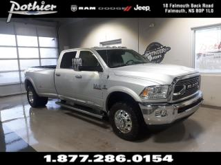 Used 2017 RAM 3500 Longhorn | DIESEL | LEATHER | SUNROOF | for sale in Falmouth, NS