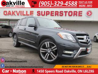 Used 2014 Mercedes-Benz GLK-Class GLK250 | 360 CAM | NAVI | PANO ROOF | XENON for sale in Oakville, ON