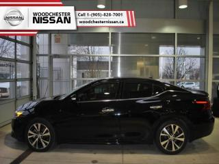 Used 2016 Nissan Maxima Platinum  - $187.66 B/W for sale in Mississauga, ON
