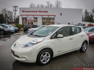 Used 2012 Nissan Leaf SV, Zero Emissions DC fast charge for sale in Port Moody, BC