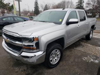 Used 2017 Chevrolet Silverado 1500 4WD Crew Cab LT for sale in Toronto, ON