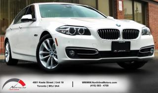 Used 2016 BMW 5 Series 528i|xDrive|Navigation|Lane Assist|Blind Spot|360 Camera for sale in Toronto, ON