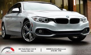 Used 2015 BMW 4 Series 428i xDrive AWD|Gran Coupe|Navigation|Red Interior|Backup for sale in Toronto, ON
