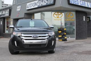 Used 2013 Ford Edge 4dr SEL FWD, NAVIGATION, CAMERA for sale in Toronto, ON