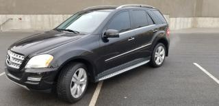 Used 2011 Mercedes-Benz ML-Class 4MATIC 4dr 3.0L BlueTEC for sale in West Kelowna, BC