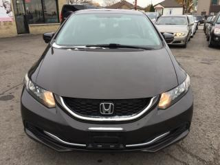 Used 2014 Honda Civic Sedan 4dr Auto EX for sale in Hamilton, ON