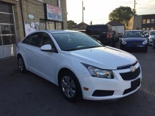 Used 2013 Chevrolet Cruze 4dr Sdn LT Turbo w/1SA for sale in Hamilton, ON