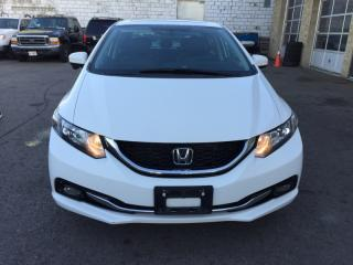 Used 2014 Honda Civic Sedan 4DR AUTO TOURING for sale in Hamilton, ON