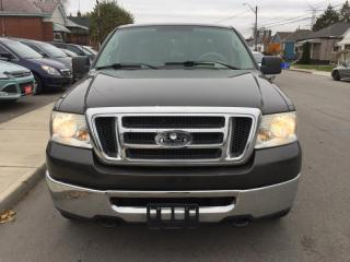 Used 2007 Ford F-150 4WD SUPERCREW for sale in Hamilton, ON