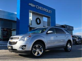Used 2013 Chevrolet Equinox LT for sale in Barrie, ON