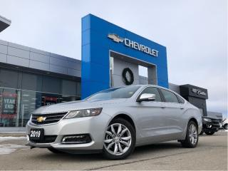 Used 2019 Chevrolet Impala LT for sale in Barrie, ON