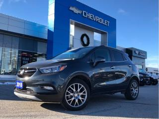 Used 2018 Buick Encore Sport Touring for sale in Barrie, ON