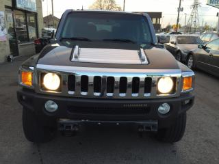 Used 2007 Hummer H3 4WD 4DR SUV for sale in Hamilton, ON