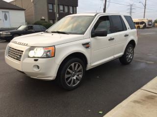 Used 2008 Land Rover LR2 AWD 4dr HSE for sale in Hamilton, ON