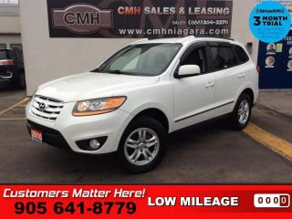 Used 2010 Hyundai Santa Fe GL for sale in St. Catharines, ON