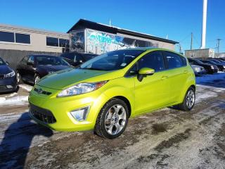 Used 2012 Ford Fiesta SES for sale in Calgary, AB