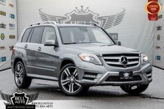Used 2014 Mercedes-Benz GLK-Class PANO ROOF, 360 CAM TECH PACKAGE, NAVI BACK-UP CA for sale in Toronto, ON