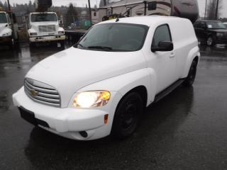 Used 2009 Chevrolet HHR LS Panel Cargo Van for sale in Burnaby, BC