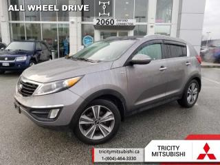 Used 2014 Kia Sportage SPORTAGE EX/LX AWD  - Leather Seats for sale in Port Coquitlam, BC