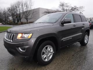 Used 2015 Jeep Grand Cherokee LAREDO 4WD for sale in Burnaby, BC