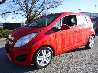 Used 2015 Chevrolet Spark LS CVT for sale in Burnaby, BC