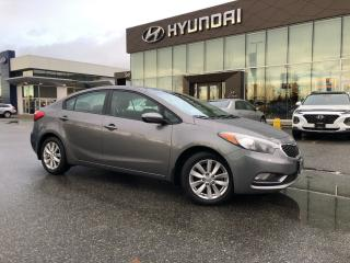 Used 2014 Kia Forte 1.8L LX: HEATED SEATS/BLUETOOTH for sale in Port Coquitlam, BC