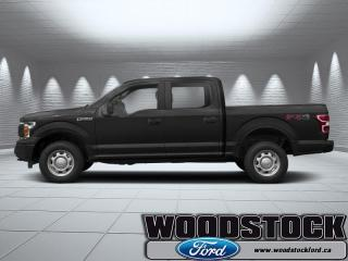 New 2018 Ford F-150 XLT for sale in Woodstock, ON