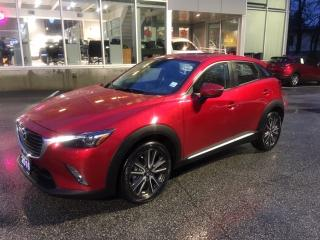 Used 2016 Mazda CX-3 for sale in Burnaby, BC