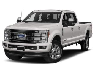 New 2019 Ford F-350 Limited for sale in Regina, SK
