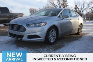 Used 2016 Ford Fusion SE for sale in Regina, SK
